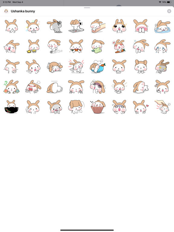 Ushanka bunny screenshot 4