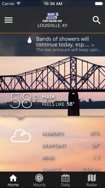 WAVE 3 Louisville Weather