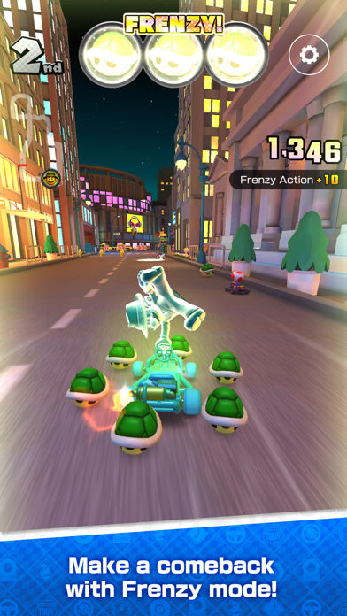 Screenshot for Mario Kart Tour in United States App Store