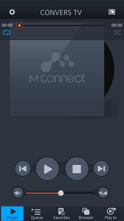 mconnect Player Lite screenshot-3