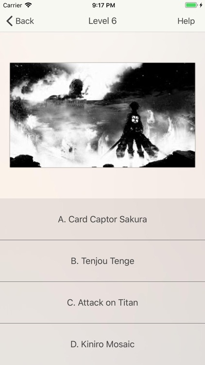 Anime Gallery-Wallpaper of ACG screenshot-4
