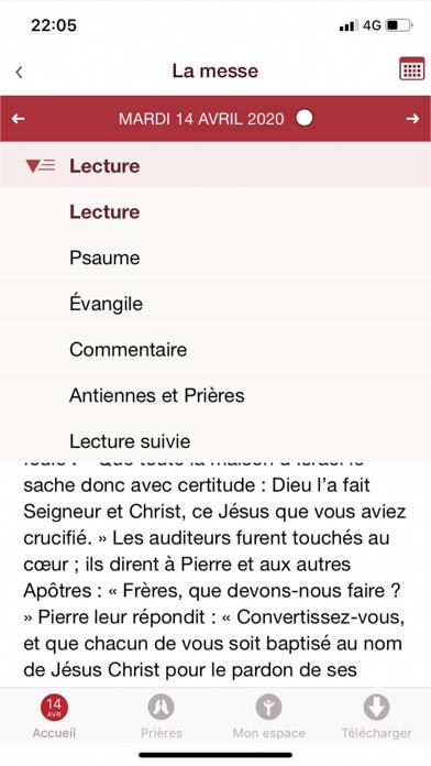 messages.download Prions en Eglise software