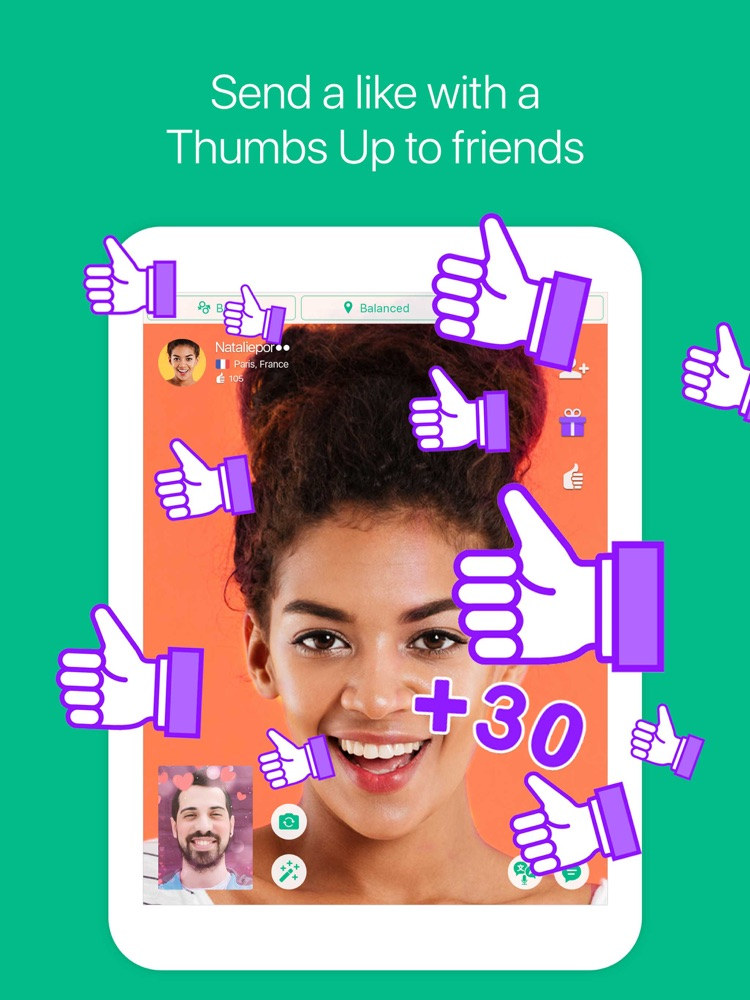 Azar - Video Chat, Discover App for iPhone - Free Download
