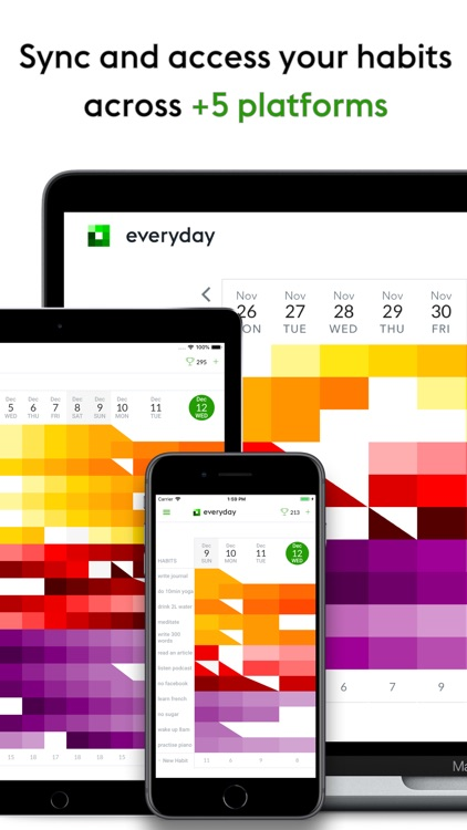 Everyday Habit Tracker screenshot-4