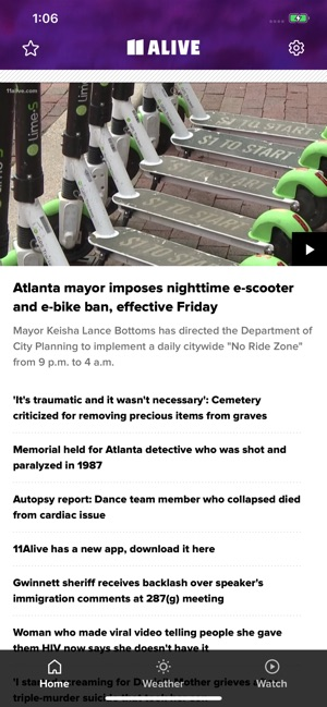 Atlanta News from 11Alive on the App Store