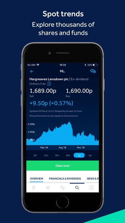 Hargreaves Lansdown screenshot-0