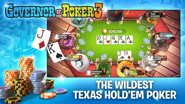Governor of Poker 3 - Vegas'