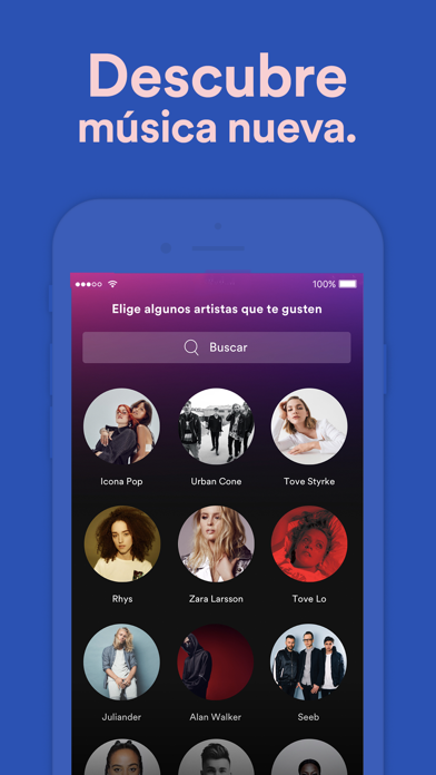 Descargar Spotify: música y podcasts para Android