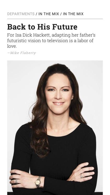 Emmy Magazine screenshot-3