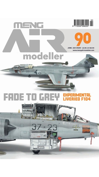 Meng AIR Modellerのおすすめ画像1