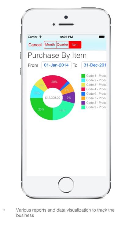 Goods Inventory for Retailer screenshot-4