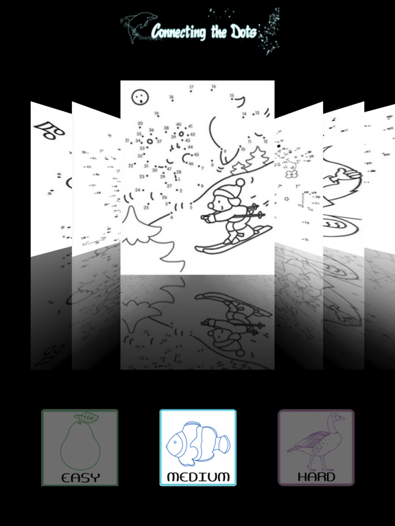 Connect the Dots for iPad-Draw Screenshots