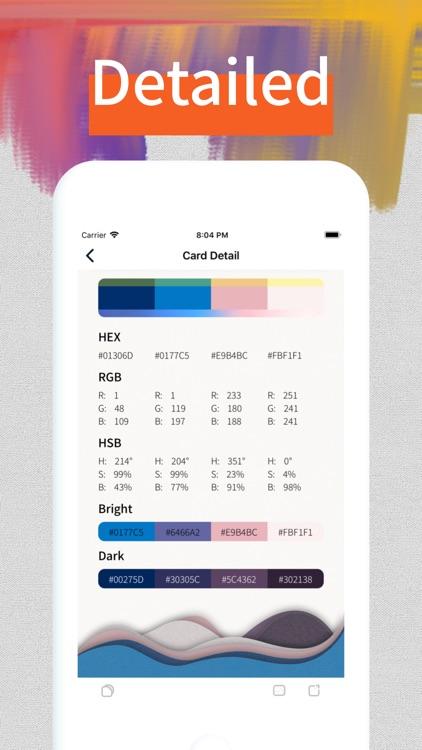 Colora-Best Color Design Tool screenshot-3