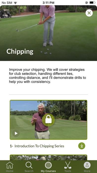 Scratch Golf Academy screenshot 2
