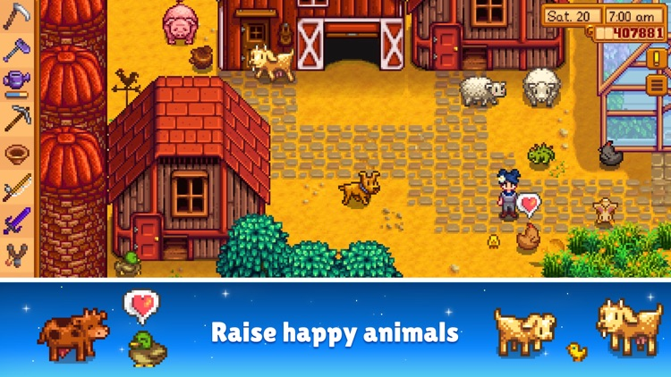 Stardew Valley screenshot-4