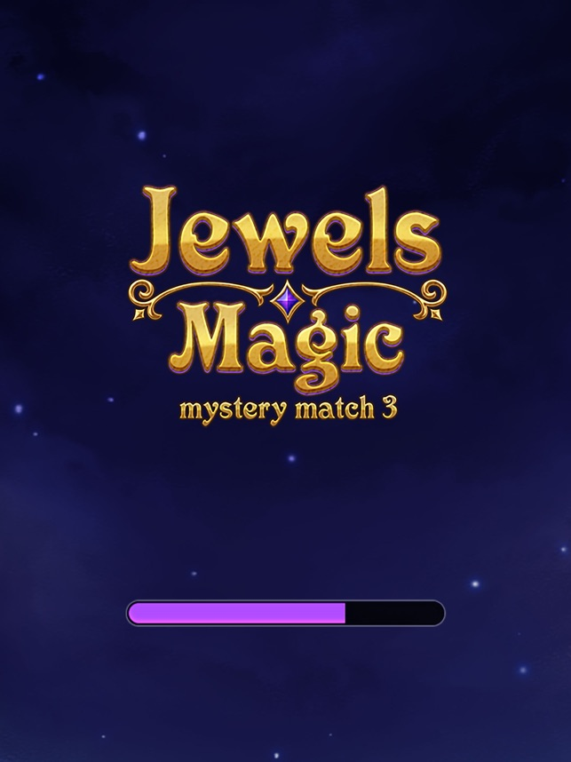 Jewels Magic: Mystery Match3 on the App Store