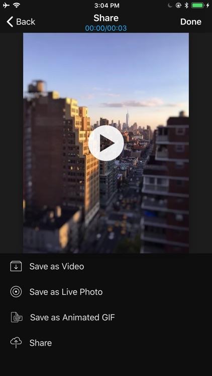 AfterFocus - Background Blur screenshot-9