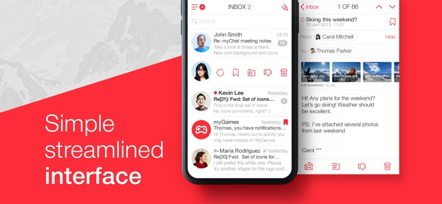 myMail – Email App on the App Store