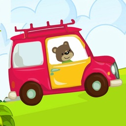 Car games for kids: race baby