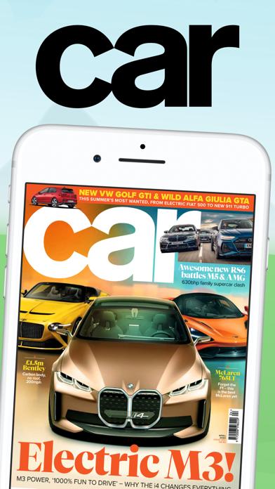 CAR Magazine - News & Reviews screenshot one