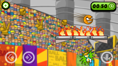 Screenshot from Basket and Ball