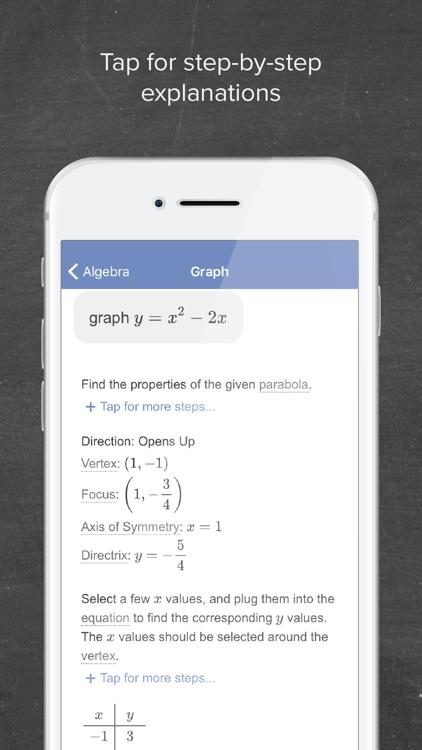 Mathway screenshot-3