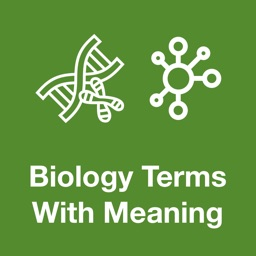 Biology Terms With Meaning