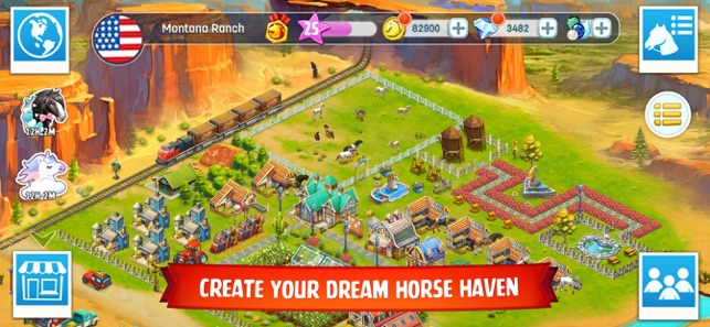 Horse Haven World Adventures on the App Store