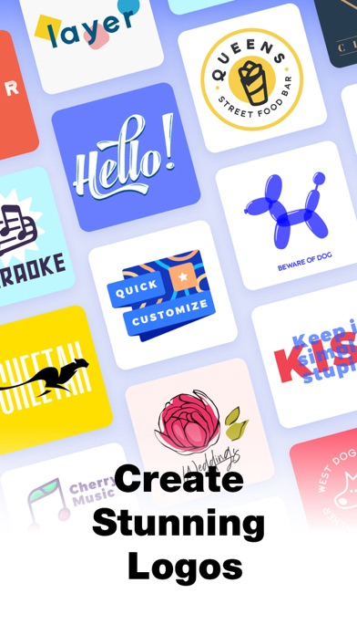 Logolab: Logo Maker & Creator Screenshot