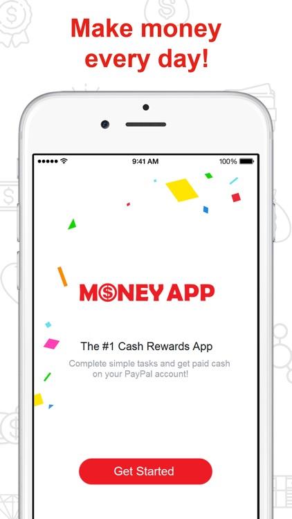 Money App – Cash & Rewards App