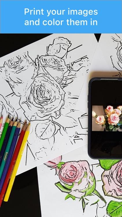 Colorscape - the coloring app