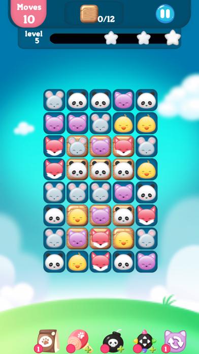 Screenshot for Pets Park (动物消消乐园) in Taiwan App Store