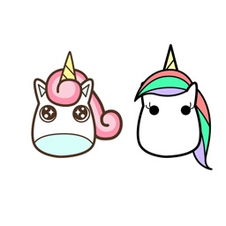 UNICORn Animated Stickers