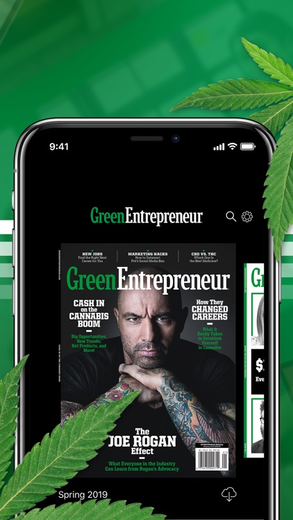 Green Entrepreneur screenshot-0