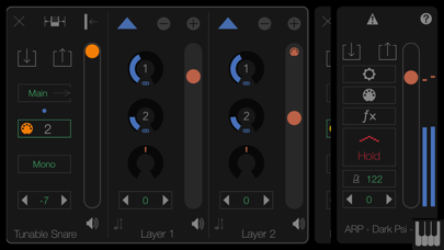 LayR-Multi Timbral Synthesizer