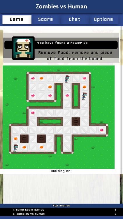 Zombies vs Human Same Room screenshot-4
