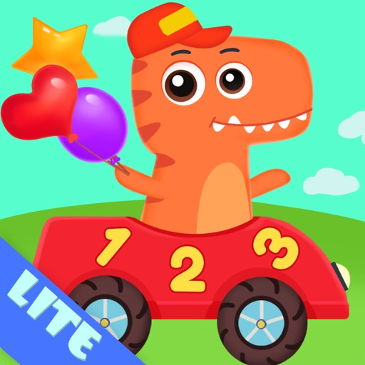 Dinosaur Logic Puzzles Lite