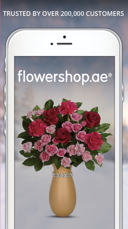 flowershop.ae screenshot-0