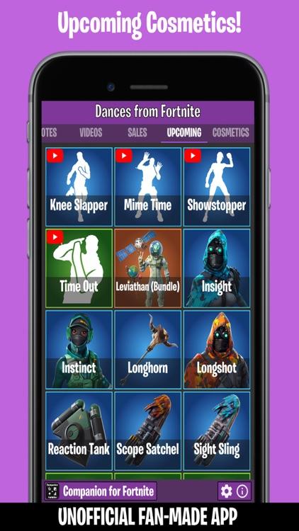 Dances from Fortnite screenshot-3