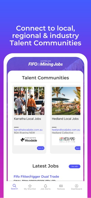 Mining Jobs on the App Store