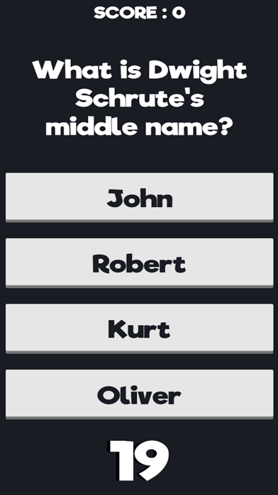 Trivia for The Office