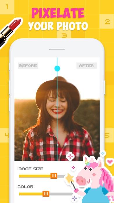 PixPaint - Number Coloring Screenshot