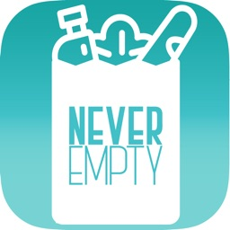 Never Empty: grocery manager