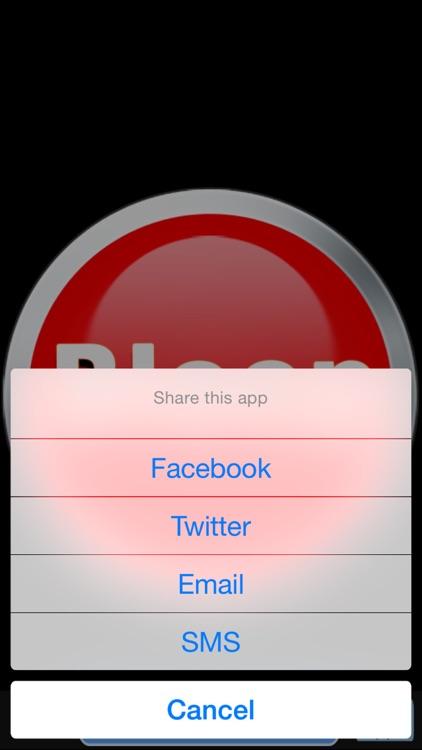 Bleep! screenshot-4