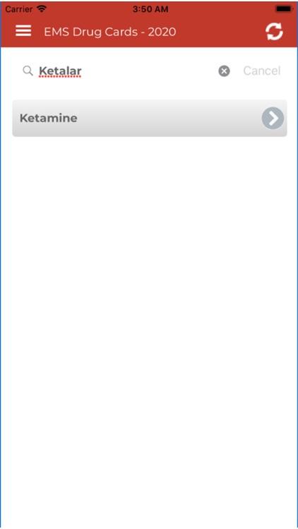EMS Drug Cards screenshot-3
