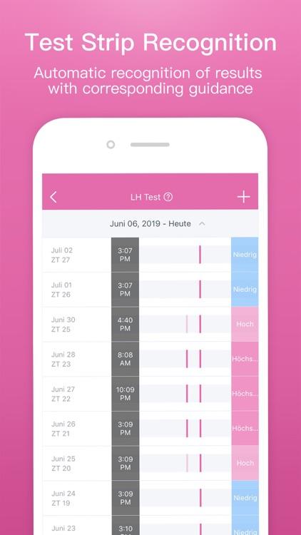 Femometer Fertility Tracker