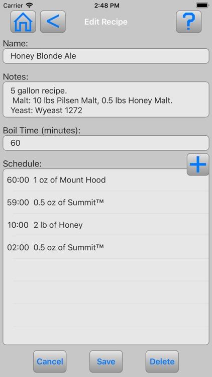 Homebrew Timer screenshot-5