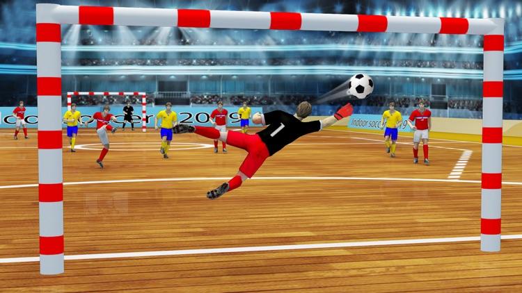 Indoor Soccer 20: Futsal Cup screenshot-3