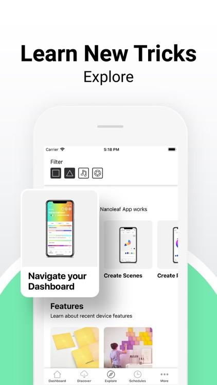 Nanoleaf Smarter Series screenshot-4