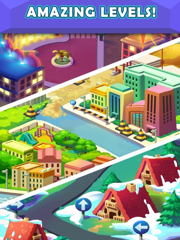 Traffic Puzzle screenshot 8